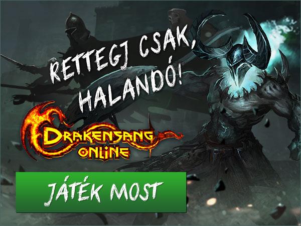 Drakensang Online - Dúria mesés birodalma!